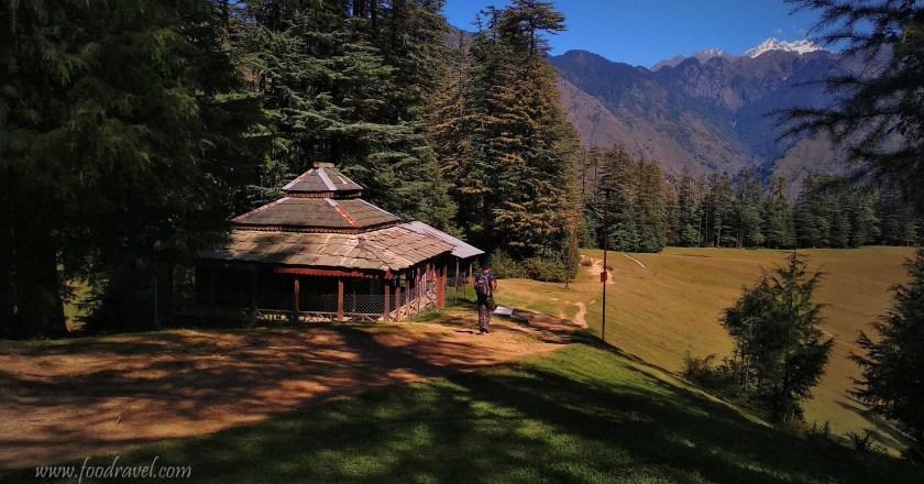 Trekking in Shangarh – Passing through Uneven Paths of Sainj Valley