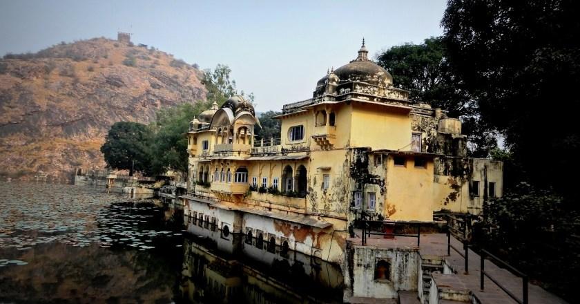 Sukh Niwas Mahal Bundi- The Place where Rudyard Kipling Stayed