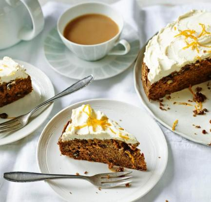 Sugar-free carrot cake food recipes