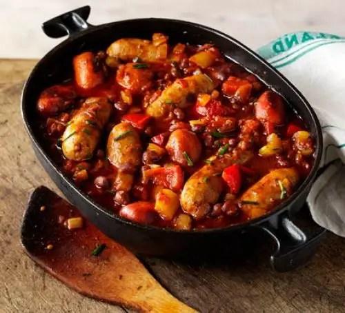 Sausage casserole food recipes