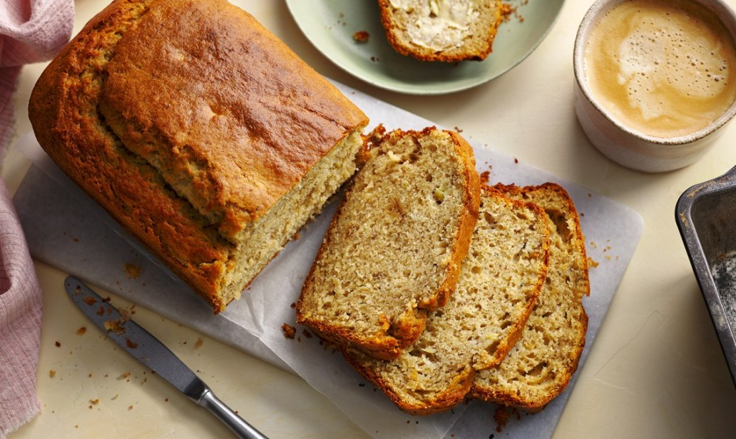 Easiest banana cake: Recipe 1