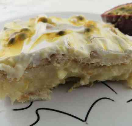 Loads of Flavour Without the Guilt: Sugar-free Custard Slices 1
