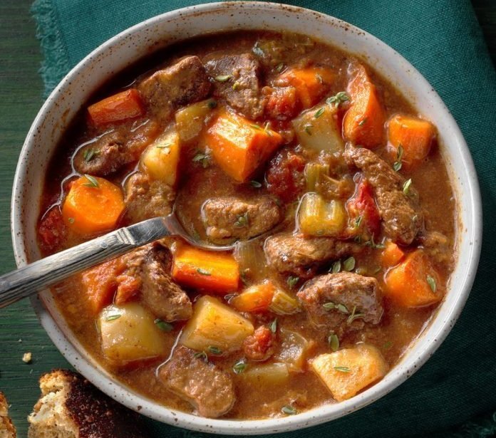 Slow cooker beef stew fppd recipes