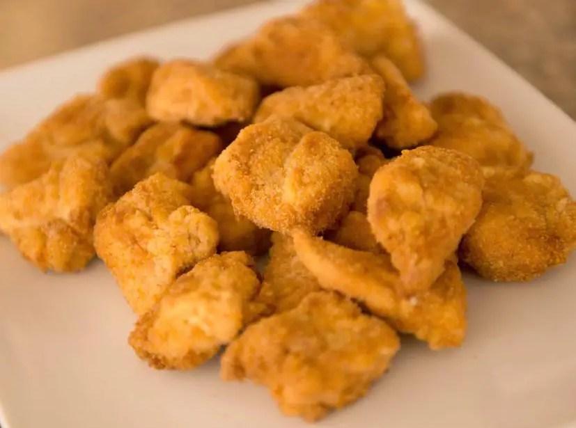 Easy chicken nuggets Recipe food recipes