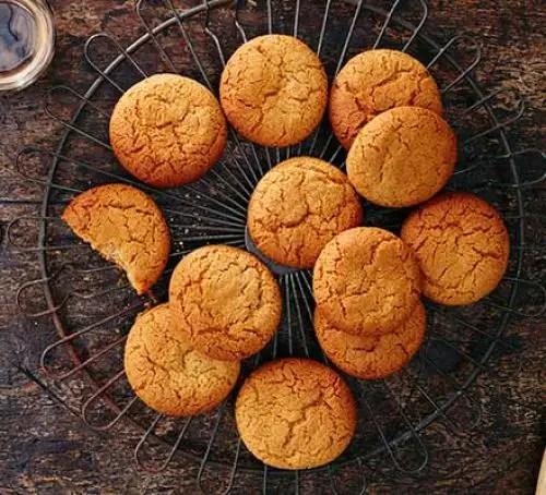 Gluten-free ginger bread biscuits: Recipe 1