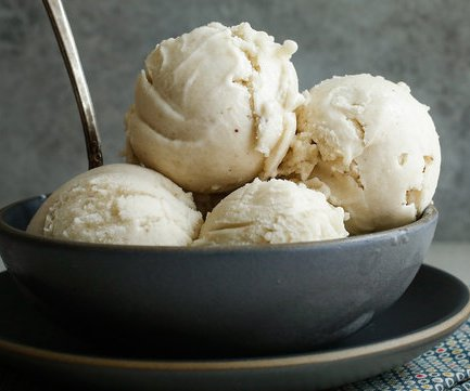 Instant easy banana ice cream – Recipe 1