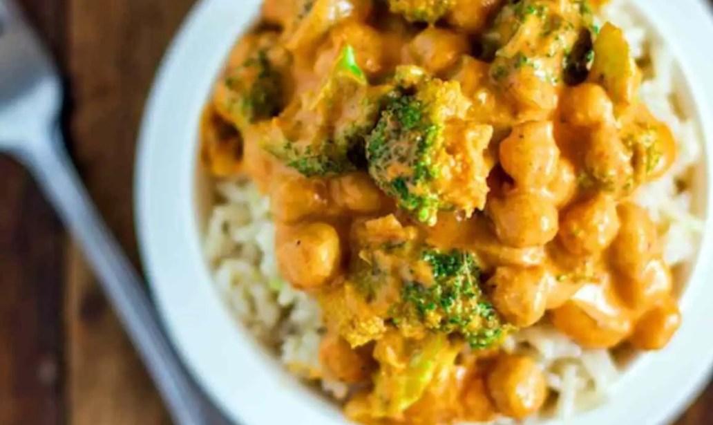 Coconut curry sauce – Recipe