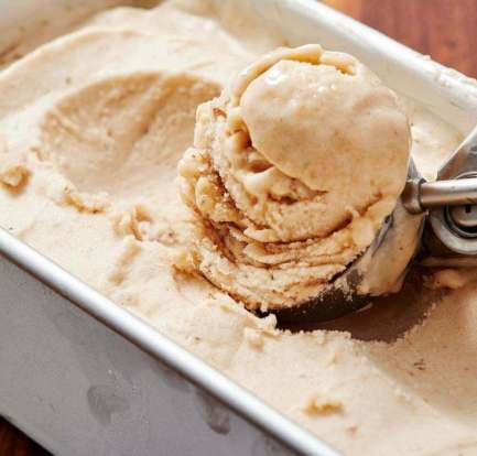 Instant banana ice cream – Recipe 2