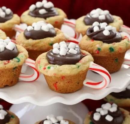 Christmas mini-muffins – Recipe