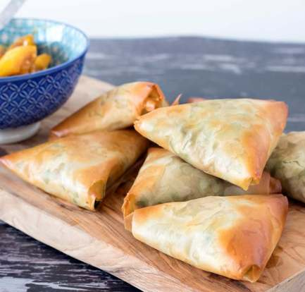 The best Vegetable samosas – Recipe 5