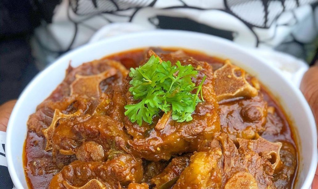 Oxtail stew – Rich winter warmer packed with flavour: Recipe 1
