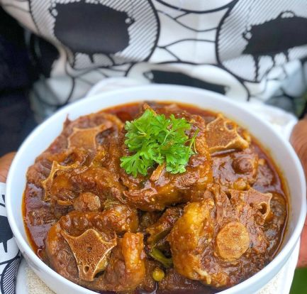 Oxtail stew – Rich winter warmer packed with flavour: Recipe 3