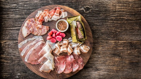 Charcuterie Plate Underbelly