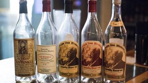 Are premium spirits too glorified? (Photo: edsel_/Flickr.)