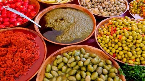 Market Olives