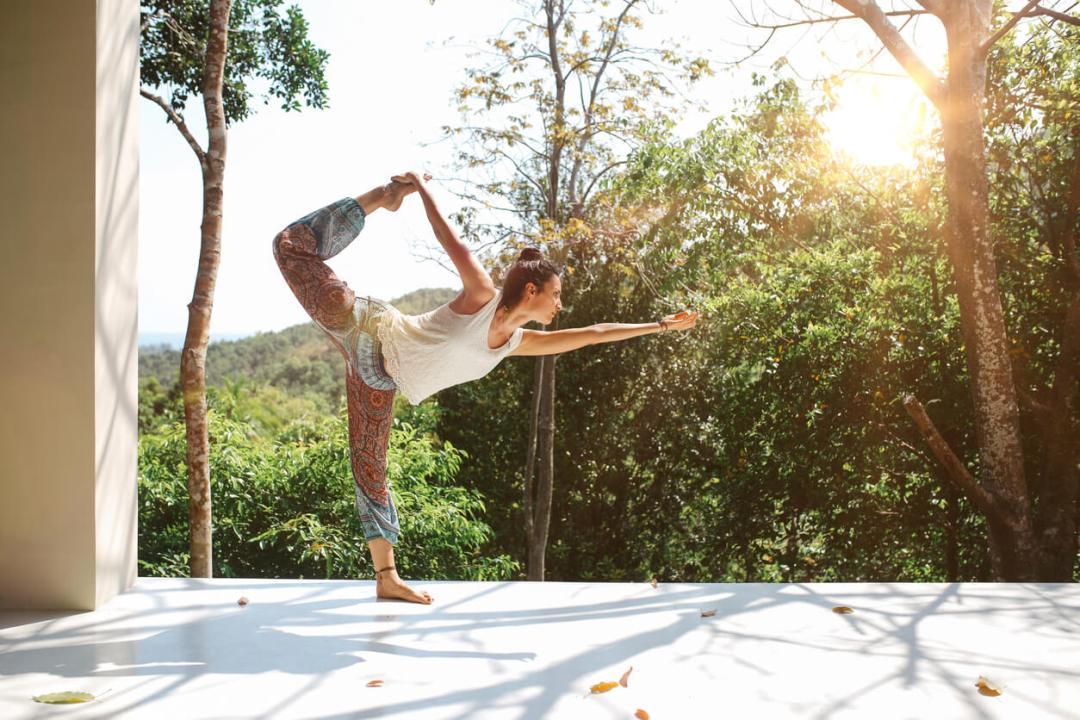 瑜伽:天然藥物資源