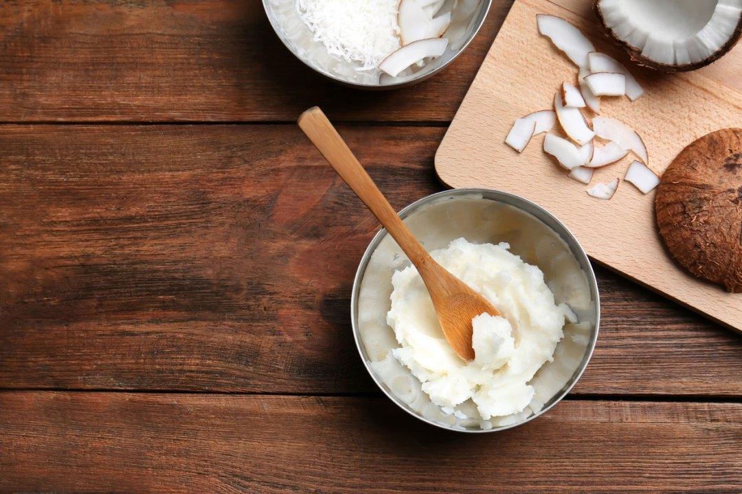 碗用椰子油