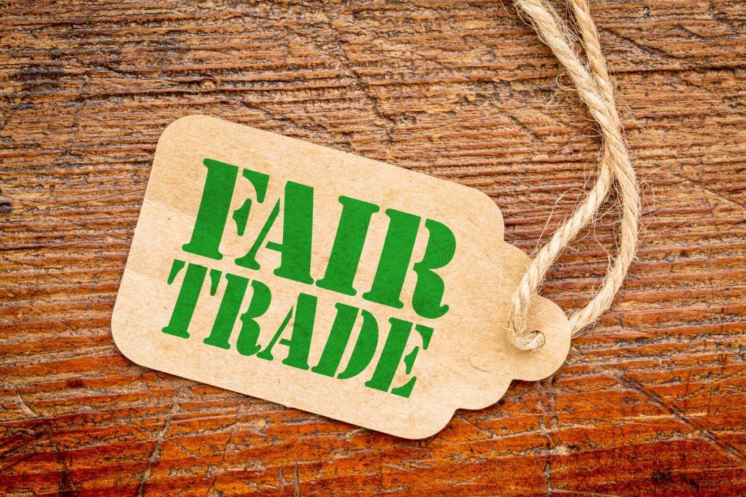 公平交易價格標籤
