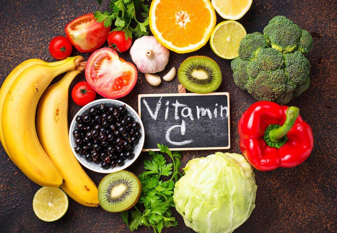 富含維生素C的食物