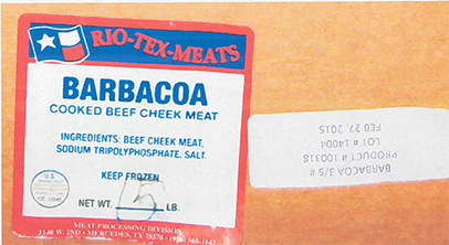 Texas Firm Recalls Rte Beef Products For Possible Listeria