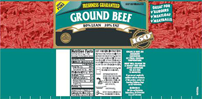 Tyson Fresh Meats Recalls 8 Tons Of Lean Ground Beef For