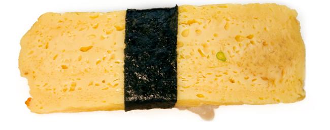 Tamagoyaki Sushi