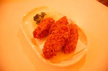 Hiroshima Fried Oysters