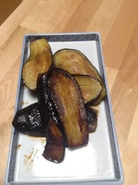 sautéed eggplant