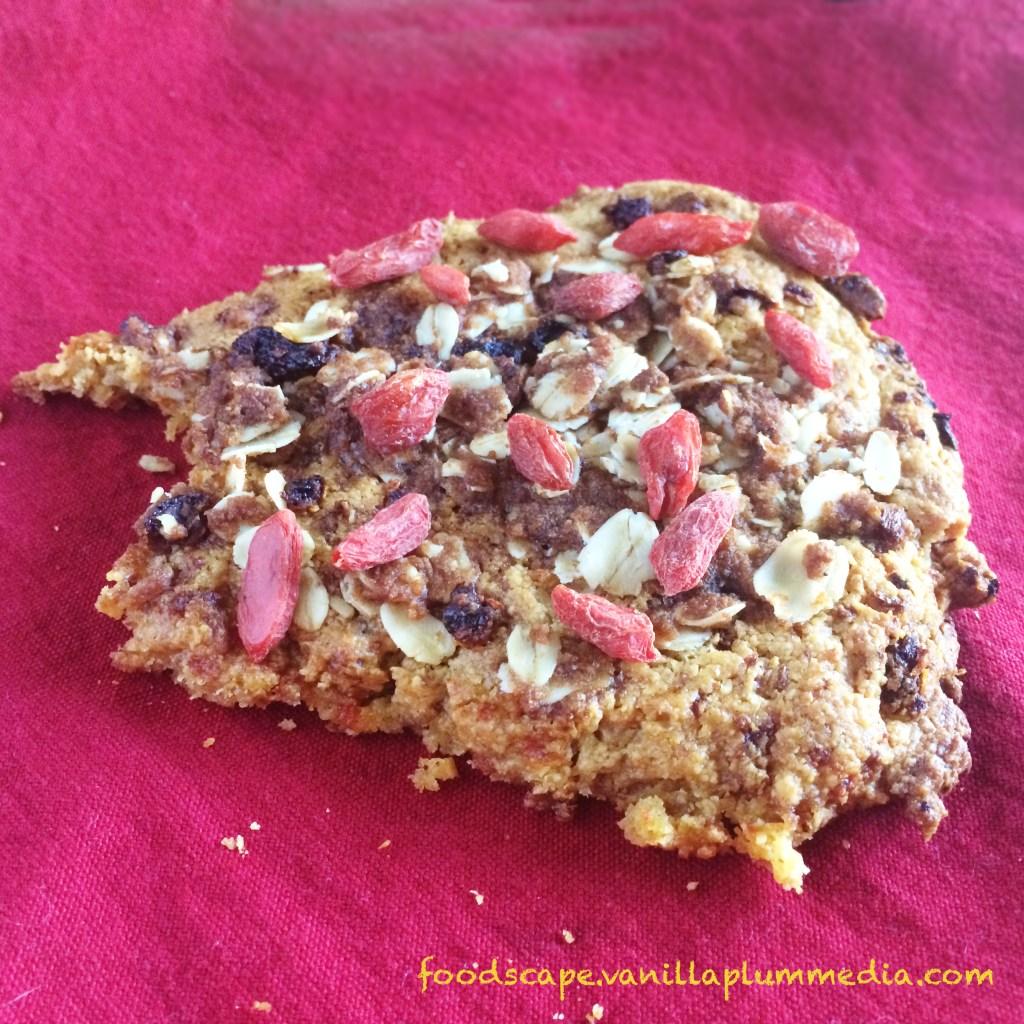 coffee cake oatmeal breakfast cookies