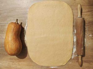 dough for cinnamon rolls