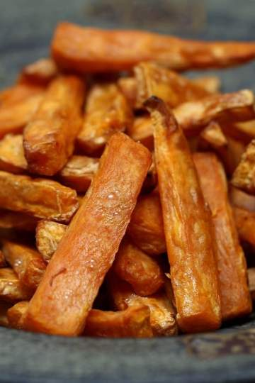 how to cook sweet potato