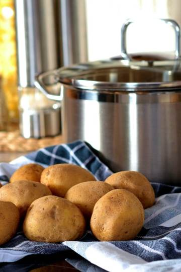 how to cook potatoes for breakfast