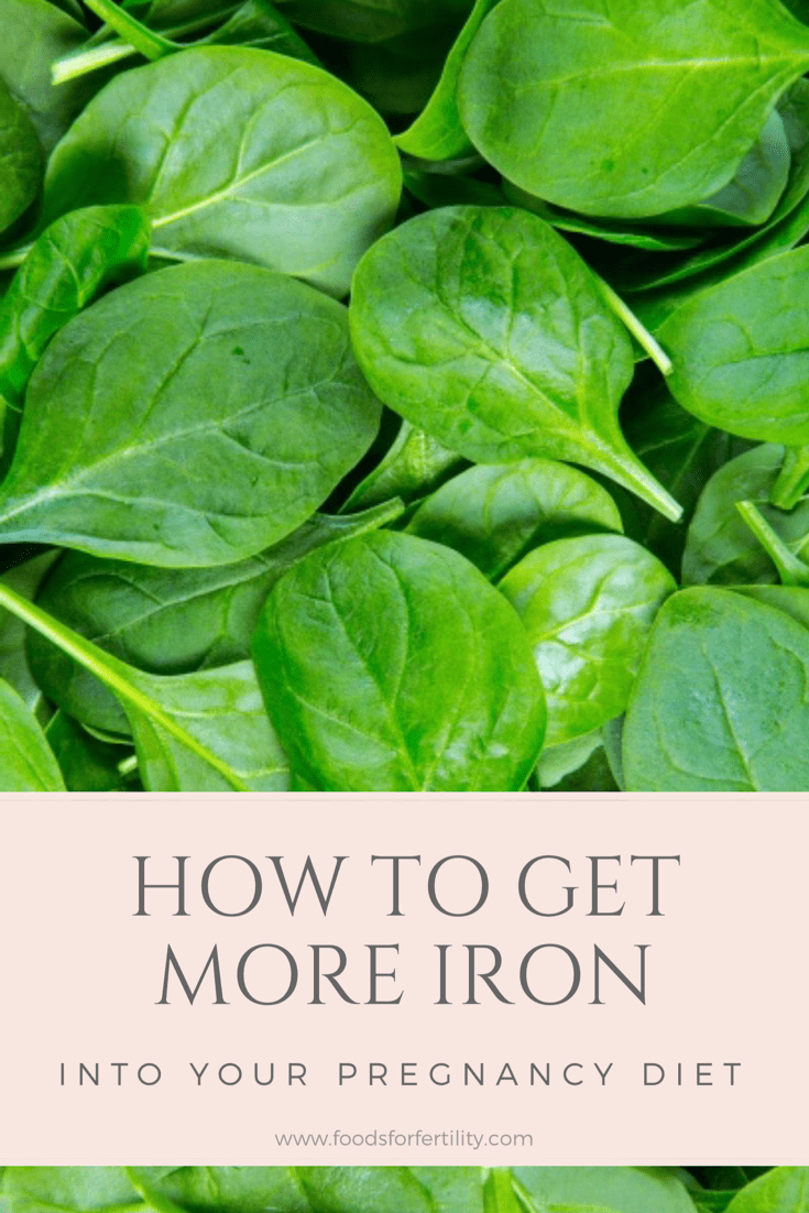 Iron Deficiency Anemia How To Get More Iron Rich Foods