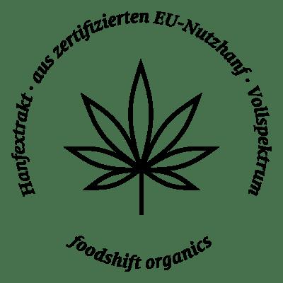 Zertifiziertes Hanfextrakt