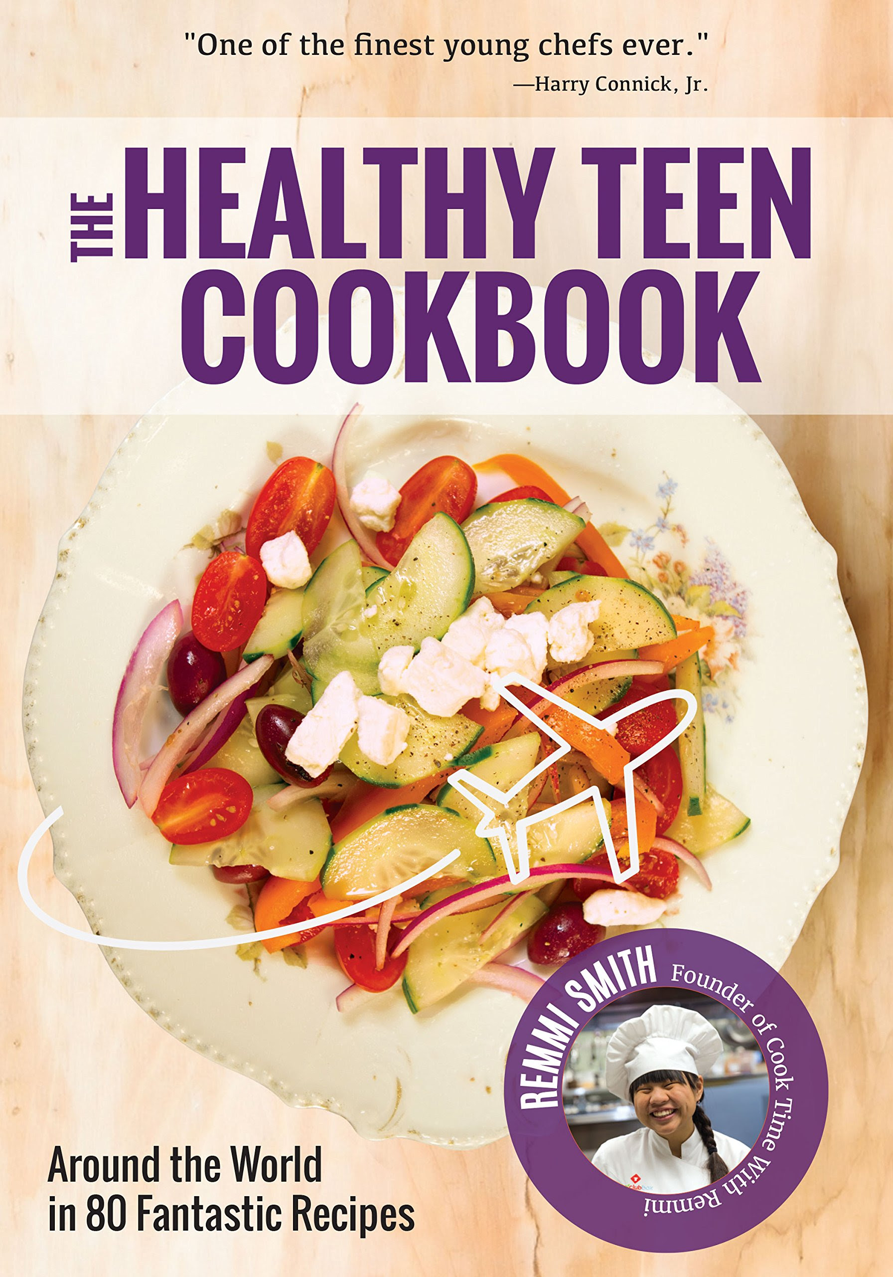 Developing A Love Of Cooking The Healthy Teen Cookbook