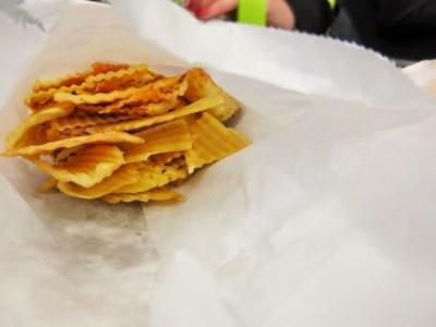 Seychellen - Chips von der Brotfrucht