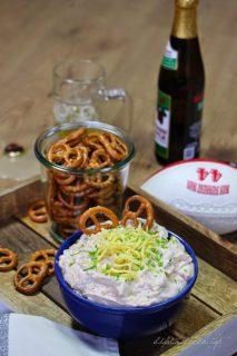 Super Bowl-Bier Dip