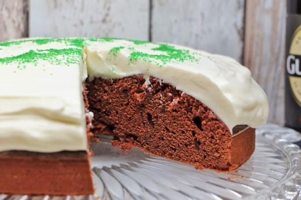 Schoko-Guiness-Kuchen