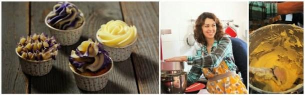 Spritztechniken an Cupcakes und Torten