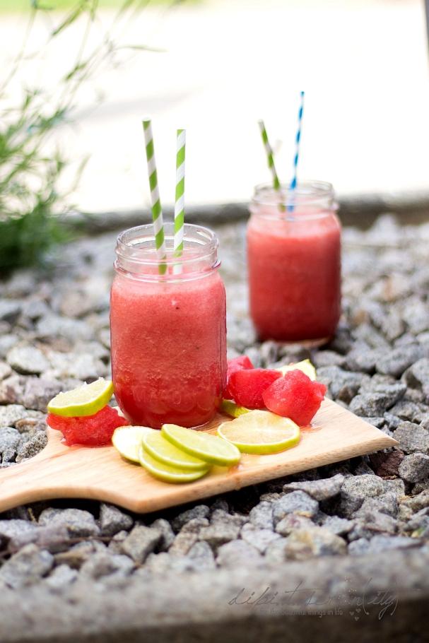 Wassermelonen Margaritas