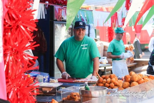 Italienische Köstlichkeiten in New York,  Festa di San Gennaro