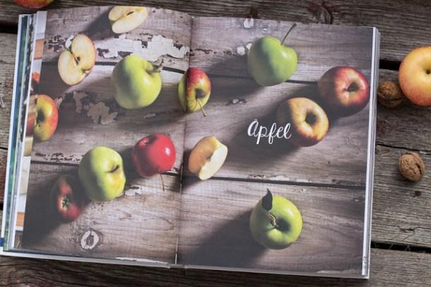 Äpfel im Big Appel - Apfelrezepte aus New York, Kochbuch