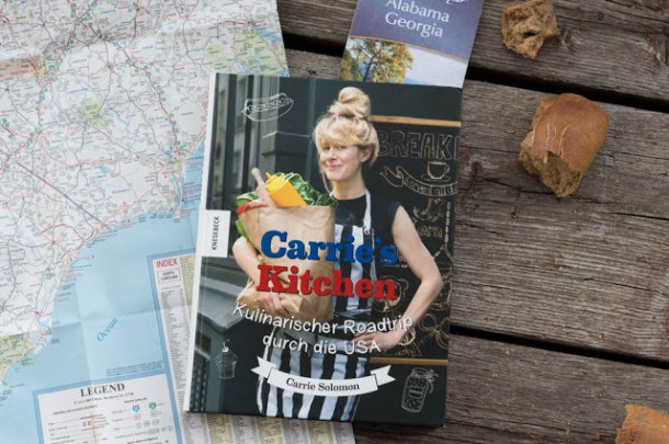Carrie's Kitchen - Kulinarischer Roadtrip durch die USA