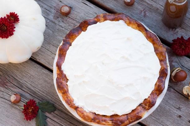 Klassicher Pumpkin Pie