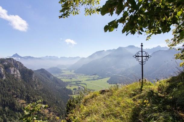 Burgruine Falkenstein, Allgäu, Bayern, Germany #dipitontour