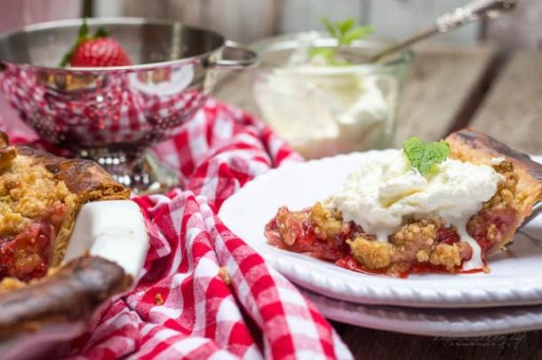 perfekte Alternative für alte häßliche Erdbeeren