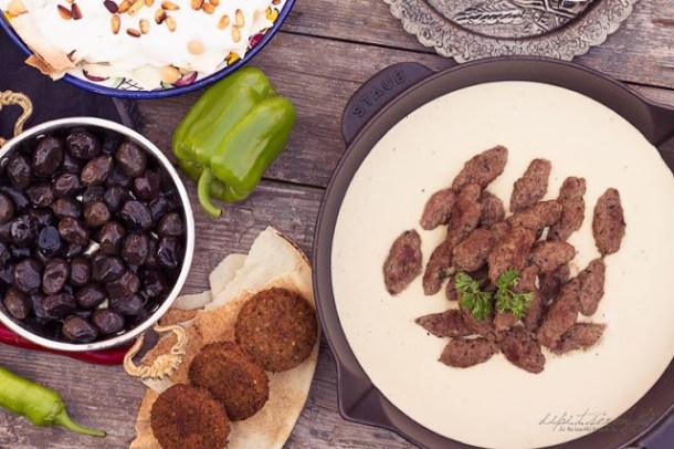 Kofta bi tahini - Eine Kulinarische Entdeckungsreise