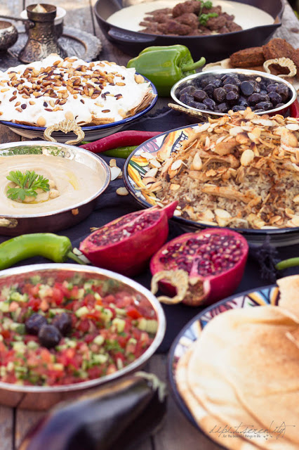 Eine Kulinarische Entdeckungsreise - Libanon - dipitserenity