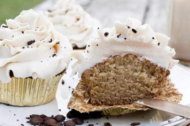 Cupcake statt Cocktail - White Russian Cupcake