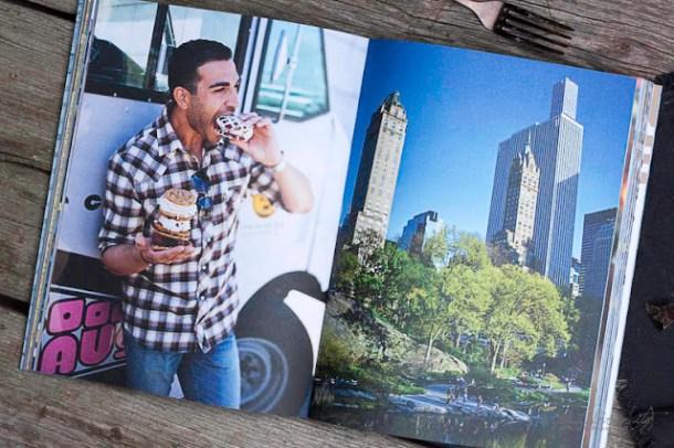 New York Sweets - Reiseführer mit Roy Fares